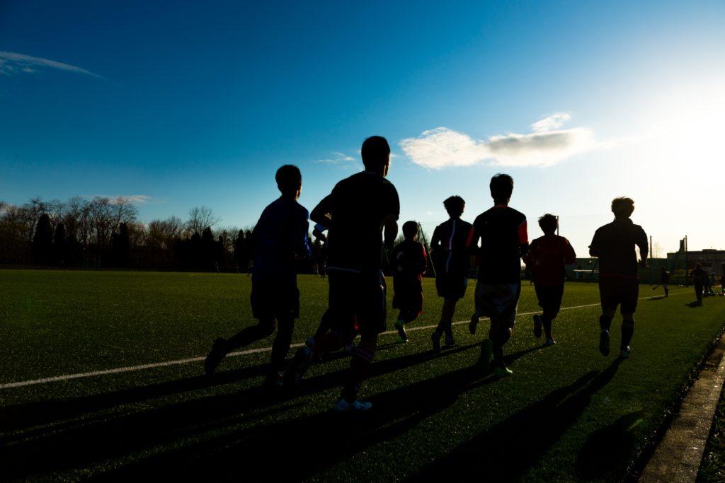体育会系ランニング